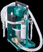 HPS Hydraulik Mobile Filtersysteme