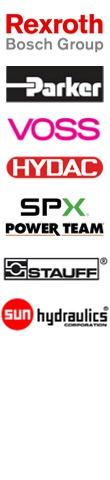 Hydraulik Partner -  Rexroth - Parker - Voss - Hydac - SPX - Stauff - Sun