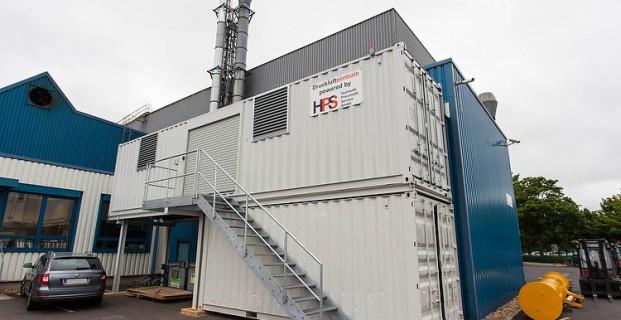 Druckluftcontainer Z&J Technologies GmbH